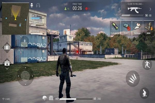 Free Fire Battleground : dépassez vos limites