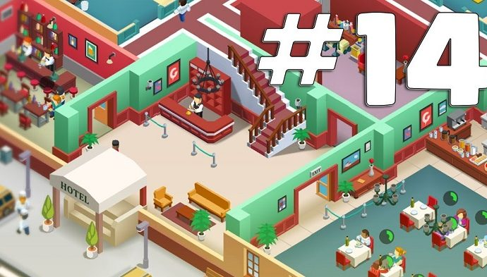 Hotel Empire Tycoon : Avantages et Installation du jeu par BlueStacks